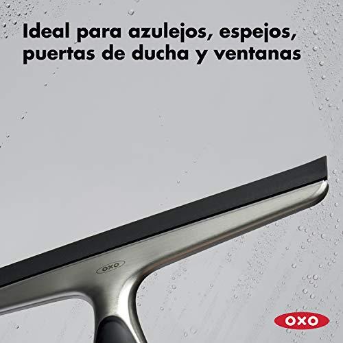 41sk6nkJH9L - OXO Good Grips Limpiador de Ventanas - Limpiacristales acero inox.