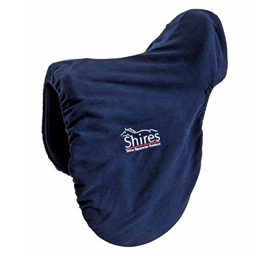 shires-equestrian-sattelberzug-fleece-marineblau-gre-einheitsgre