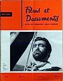FILMS ET DOCUMENTS [No 231] du 01/03/1967 - LA RIVIERE DU HIBOU - CINEMA TCHEQUE -...
