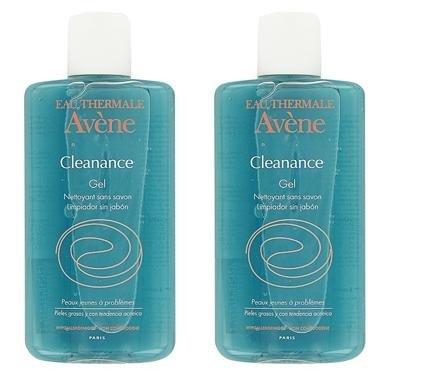 Avene Cleanance Duplo Gel Detergente 2x 200ml