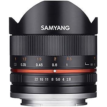 Samyang F1220306101 - Objetivo fotográfico CSC-Mirrorless para ...