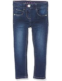 Esprit Kids, jeans Fille, Dark Indigo Denim 461