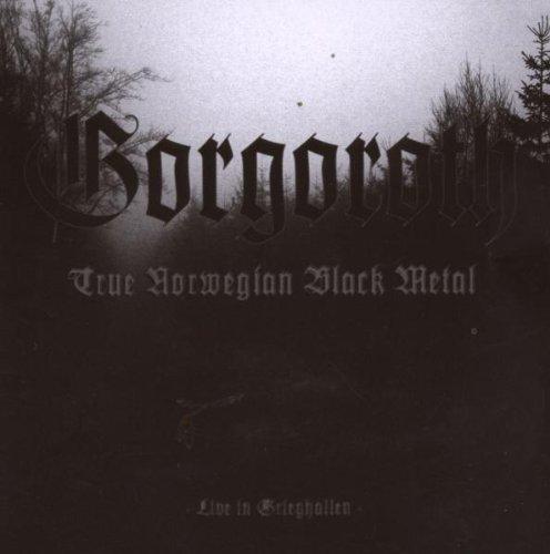 True Norvegian Black Metal-Live in