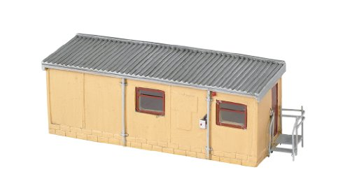 Bachmann Industries Scenescapes HO Scale Portable Office