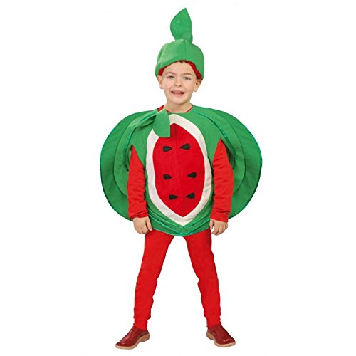 Imagen de disfraz de sandía infantil  2 4 años