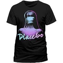 Placebo Herren Band T-Shirt - Ghost Girl