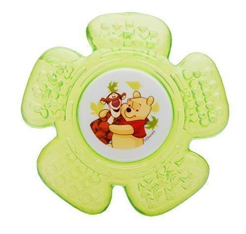Kühlbeißring wassergefüllt Disney Winnie Pooh grün ab 3 Monate