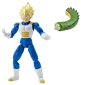 Dragon Ball - Figura Deluxe Vegeta Super Sayan (Bandai 35860)