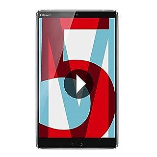 "Huawei MediaPad M5 - Tablet 8.4"" 2K IPS (WiFi, Procesador Octa-Core Kirin 960, 4 GB de RAM, 32 GB de Memoria Interna, Android 8.0) Gris (B079S8CY2J) | Amazon price tracker / tracking, Amazon price history charts, Amazon price watches, Amazon price drop alerts"