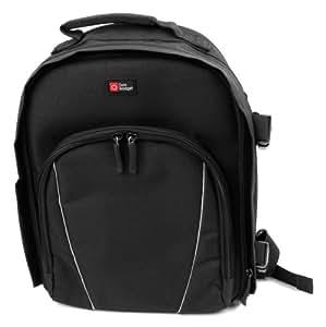 Kompakter Kamera-Bag für Nikon D3200 / D3300 / D5100 / D5200 / D5300 SLR Digitalkameras, schwarz