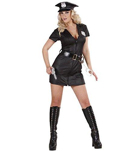Widmann  - Costume da Poliziotta Sexy, Taglia M