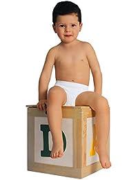 RelaxMaternity Baby 5900 Slip enfant en coton taille unique 6-36 mois