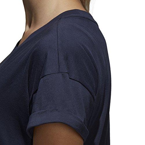 adidas Essentials Linear Logo T-Shirt Femme Legend Ink