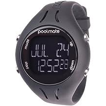 Swimovate Poolmate 2 - Reloj cuenta vueltas, color negro