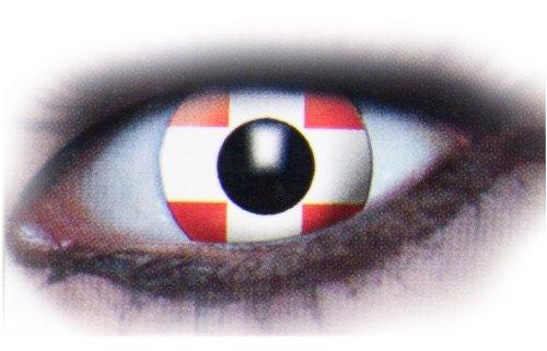 Kontaktlinsen Fussball WM * Schweiz