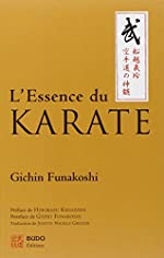 L'essence du karaté de Gichin Funakoshi