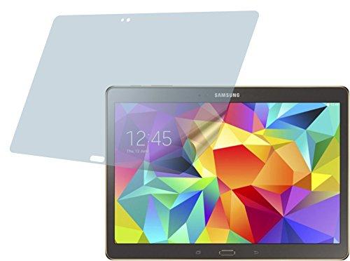 Samsung Galaxy Tab S2 9.7 (2 Stück) PREMIUM Displayschutzfolie Bildschirmschutzfolie kristallklar Schutzhülle Displayschutz Displayfolie Folie