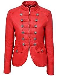 Amazon.es  chaqueta militar mujer - Chaquetas deportivas   Ropa ... 9043395eb8e9