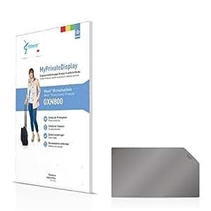 Vikuiti MyPrivatDisplay Blickschutzfolie GXN800 Technisat TechniMax 2 (Sichtschutz ab 30°, Blasenfreie Montage, Passgenauer Zuschnitt)