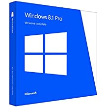 Windows Pro 8.1 32-bit/64-bit DVD ITA
