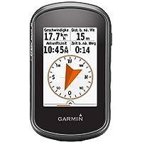 """Garmin eTrex Touch 35 GPS Portatile, Schermo 2.6"""", Altimetro Barometrico e Bussola Elettronica, Mappa TopoActive Europa Occidentale, Nero"""