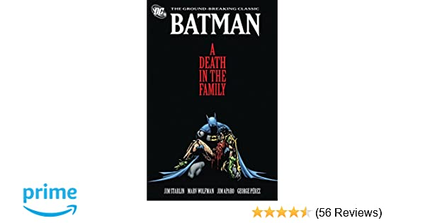 BATMAN: A DEATH IN THE FAMILY: NEW EDITION | DC