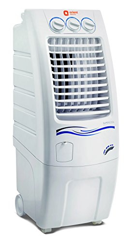 Orient Electric Supercool CP3001H 30-Litre Air Cooler (White)