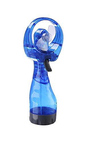 Preisvergleich Produktbild Beco 813.00 - Wassersprüh-Ventilator Farbesortierung, batteriebetrieben 2xAA nicht im Lieferumfang enthalten