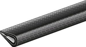 perfil: GAH-Alberts 426859 - Perfil protector de bordes (PVC blando, 1500 x 10 x 7 mm), ...