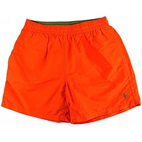 Boxer da mare Ralph Lauren Hawaii - Dusk Orange