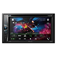 Pioneer Car Dvd 6.2 Inch Screen with Bluetooth, AVH-G215BT