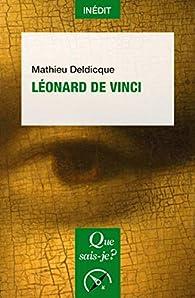 Léonard de Vinci par Mathieu Deldicque