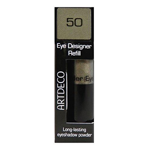Artdeco Recharge Fard à Paupières Poudre 50 Deep Grey Olive 9 g