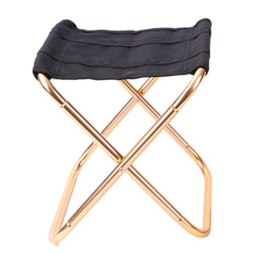 Outdoor Folding Mini Hocker Tragbare Angeln Camping Reisealuminiumlegierung Kleines Camp Chair -