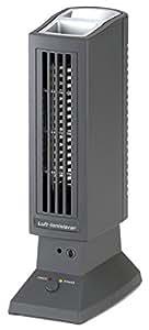 Tevigo Luftreiniger Luft-Ionisierer perfekt für Allergiker, Raucher auch bei Hausstaubmilben-Allergie, Deutscher Hersteller