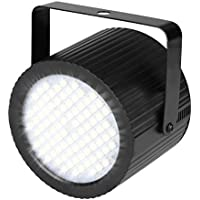 TSSS DMX 512stroboskope Etapa iluminación 18W RGB LED Strobe lámpara 42Lente Fiesta iluminación Dj Discoteca Fiesta de cumpleaños de proyector de luz
