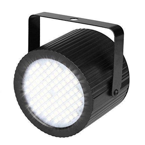 TSSS Weiß LED Strobe Lampe Stroboskope Bühnenbeleuchtung Party Beleuchtung DJ Disko Geburtstagsparty Projektor-Licht