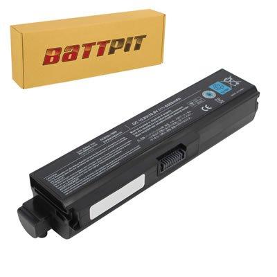 BattPit Notebook Akku für Toshiba Satellite C660-258 (6600 mah)