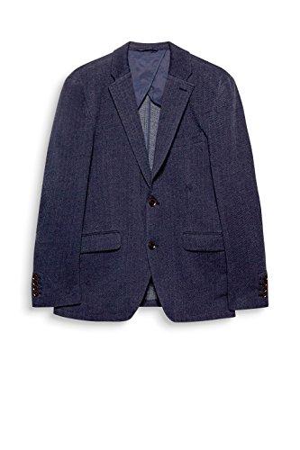ESPRIT Collection, Blazer Uomo Blu (Navy 400)