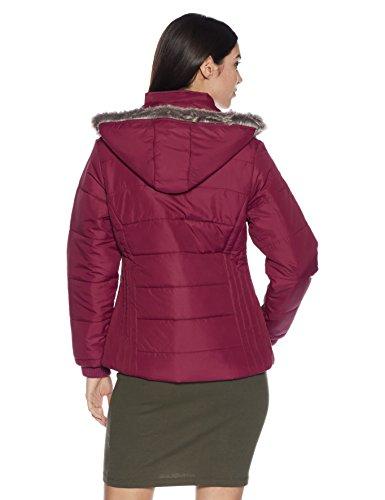 Qube By Fort Collins Women's Cape Jacket (6623_Wine _M)