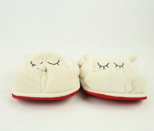 Hausschuhe-Schaf-Gr-L-35-37-Pantoffeln