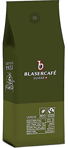 Blasercafé Verde BIO Espresso, Espresso-Bohnen DE-ÖKO-037, 1 kg