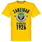 Retake Sansibar Established T-Shirt - gelb - XXXL