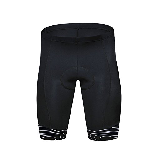 FREE FISHER VERANO HOMBRES MUJERES UNISEX PANTALONES CORTOS DE CICLISMO ROPA MAILLOT TRANSPIRABLE  4  XXL