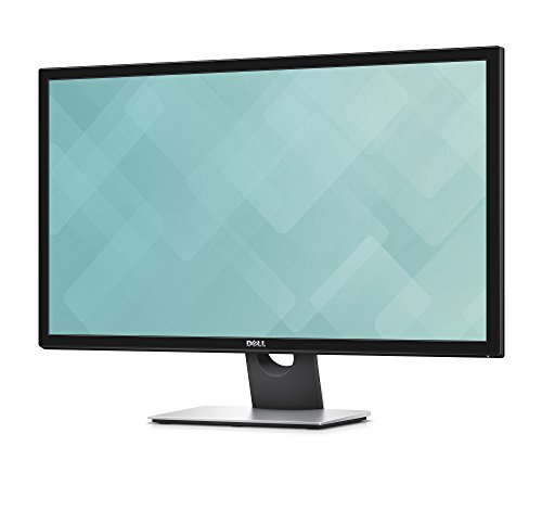 Dell S2817Q 28-inch TN Monitor (2 ms, Ultra HD 3840 x 2160 at 60 Hz HDMI/MHL/Mini DP/DP/USB, Built-In Dual 9 W Integrated Speakers) - Black