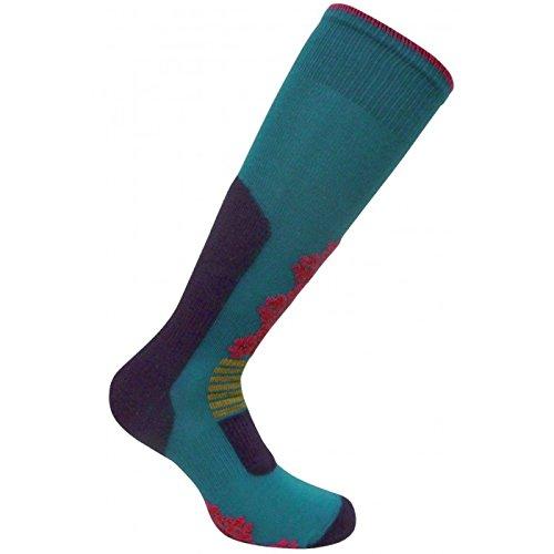 Eurosocks 0612W Women's Snowride OTC Performance Snowboard Socks -Pair