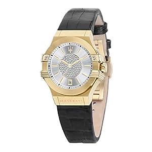 Reloj para Mujer, Colección Potenza, en Acero, Cuero – R8851108505