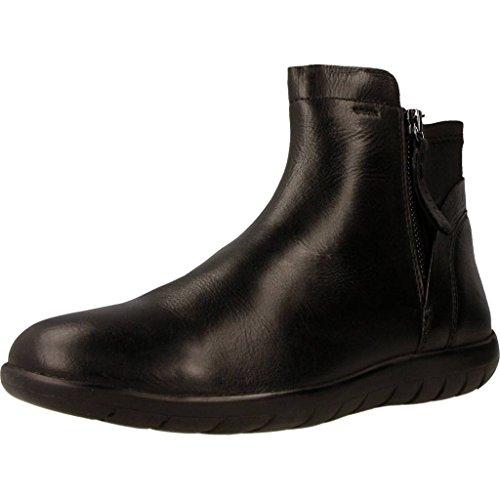 Stivali per le donne, colore Nero , marca GEOX, modello Stivali Per Le Donne GEOX D LENILLA Nero Black