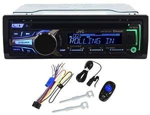JVC KD-R950BT AM/FM/CD/USB/Bluetooth pour iPhone/Android/MP3 stéréo de voiture-récepteur Par JVC