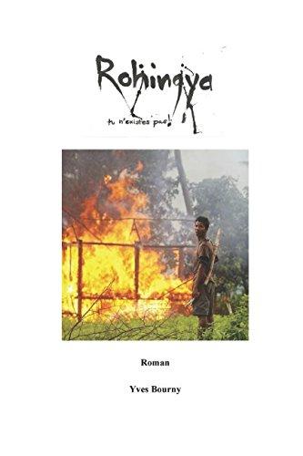 Rohingya tu n'existes pas!: Le genocide lent des musulmans de Birmanie par Yves Bourny